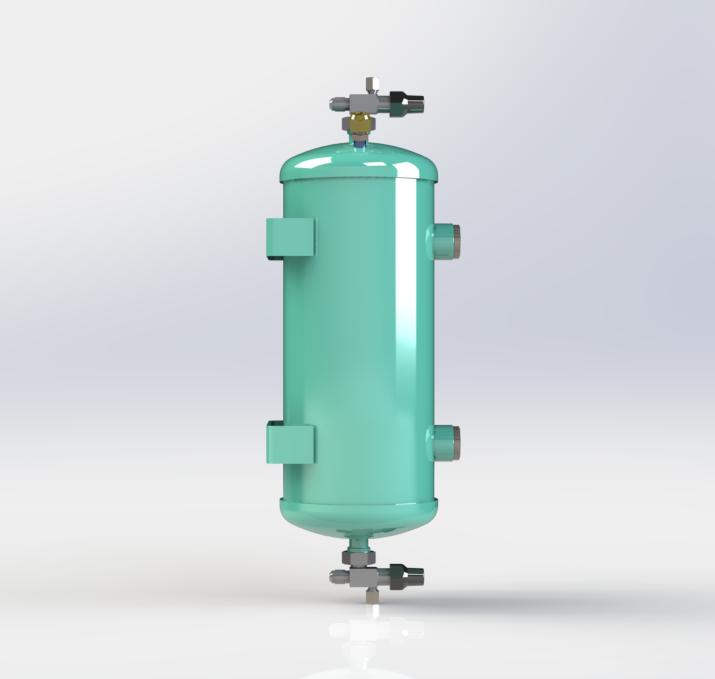 FOR系列立式储油器