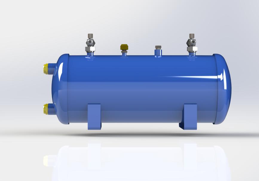 FOW系列卧式储油器